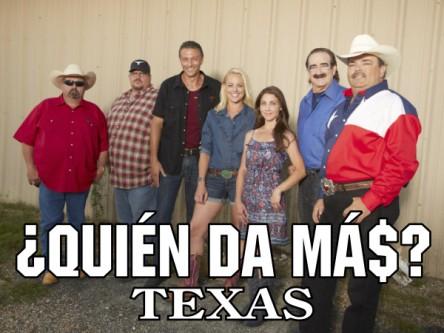 Quien da más Texas